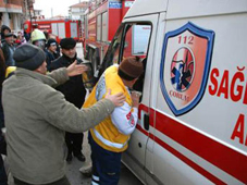 Ambulansın kapısı kilitlendi ve minik Sefa öldü!
