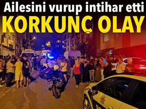 İstanbul'da dehşet! 3 Ölü 1 yaralı