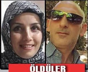 Tekirdağ'da sevgili çifte sokakta silahlı infaz!