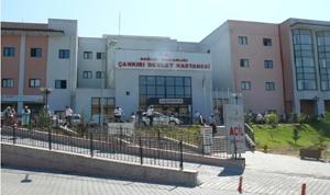 Çankırı Devlet Hastanesi'nde göz doktoru mu yok!