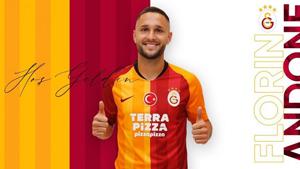 Galatasaray, Florin Andone transferini açıkladı!
