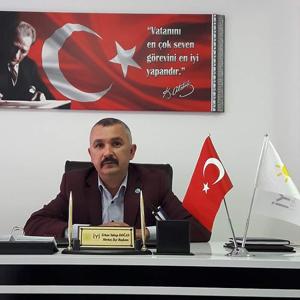 İYİ Parti Çankırı Merkez İlçe Başkanı Doğan istifa etti