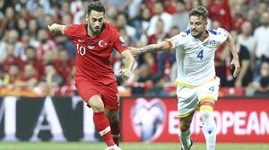 Türkiye: 1 - Andorra: 0