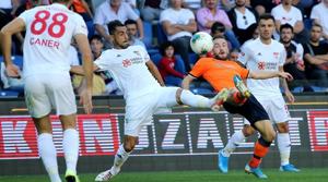 Medipol Başakşehir: 1 - DG Sivaspor: 1