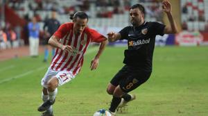 Antalyaspor: 2 - İM Kayserispor: 2