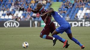 Getafe: 1 - Trabzonspor: 0