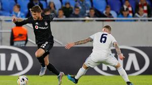 Slovan Bratislava: 4 - Beşiktaş: 2