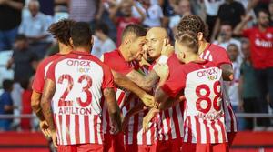 Antalyaspor: 3 - BtcTurk Yeni Malatyaspor: 0