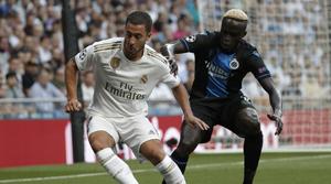 Real Madrid: 2 - Club Brugge: 2