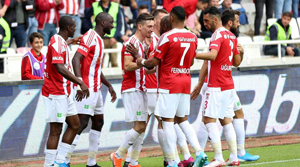 Demir Grup Sivasspor: 3 - MKE Ankaragücü: 1