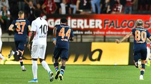 Gaziantep FK: 1 - Medipol Başakşehir: 2