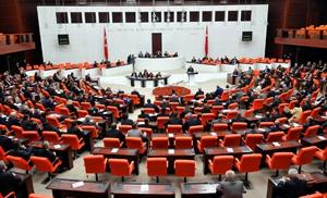 Meclis Adalet Komisyonu'nda kabul edilen 70 maddelik infaz paketi