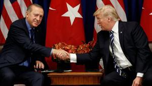 Trump'tan Erdoğan'a, görenlerin inanamadığı işte o mektup!