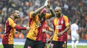 Galatasaray: 3 - Demir Grup Sivasspor: 2