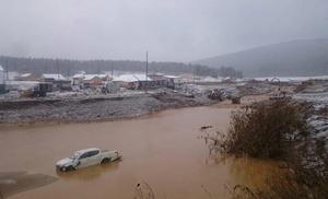 Rusya'da baraj çöktü! 13 ölü, 15 kayıp!