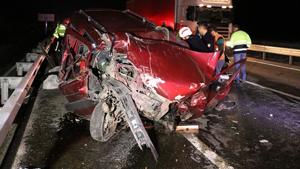 Bolu'da korkunç kaza! 3 Ölü, 2 yaralı
