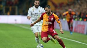 Galatasaray: 0 - Real Madrid: 1