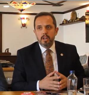AKP Çankırı milletvekili Çivitcioğlu'na 2 soru!