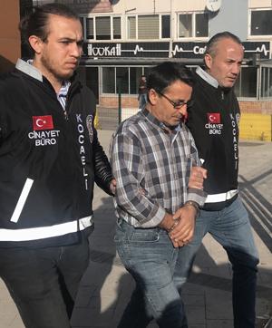 Kocaeli'nde evlat katili baba 11 yıl sonra yakalandı!