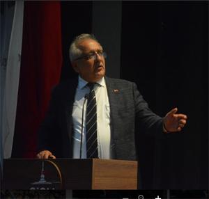 Çankırı Vakfı hizmetlerini 10 Kasım'da taçlandırdı