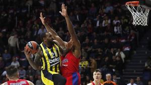 CSKA Moskova: 88 - Fenerbahçe Beko: 70