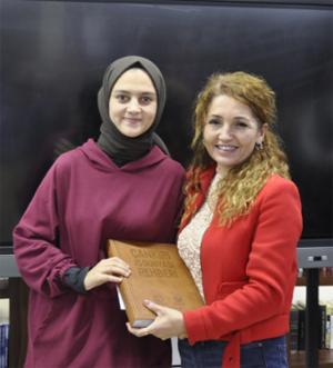 Çankırı Vakfı, üniversite öğrencilerini önce yarıştırdı sonra da ödüllendirdi