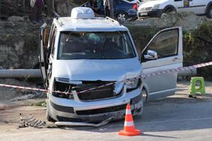 Denizli'de ölümlü kaza!