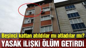 İstanbul'da yasak ilişki ölümle sonuçlandı!