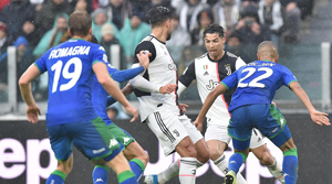 Juventus beraberliği zor kurtardı!