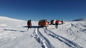 Uludağ'da iki dağcı dün akşamdan bu yana kayıp!