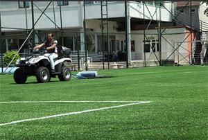 Futbol sahası yapımı hakkında en çok sorulan 7 soru ve cevabı