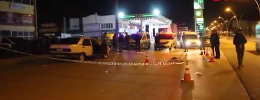 Çankırı'da silahlı çatışma: 1 ölü, 3 ağır yaralı