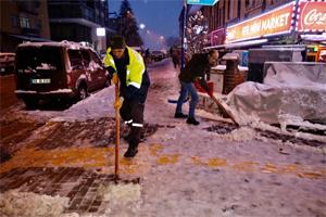 Çankırı'da belediye ekipleri teyakkuzda!