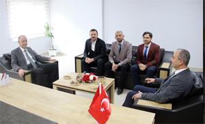 Vali Aktaş, Yıldıztepe Koleji'ni ziyaret etti...
