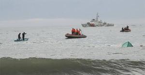 Kayıp 3 balıkçıdan birinin cesedine ulaşıldı