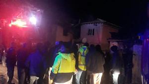 Niğde'de yangın! İkisi çocuk 4 kişi öldü