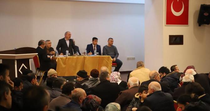 Çankırı Belediye Başkanı her cuma vatandaşı dinliyor
