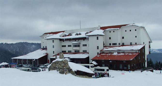 Vali Aktaş: Ilgaz Doruk Otel yıkılacak