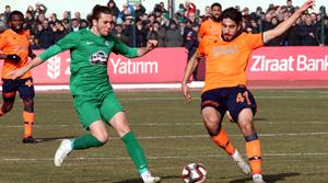 Medipol Başakşehir'e büyük şok! Kupa'ya veda ettiler