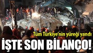 Elazığ depreminde son durum!