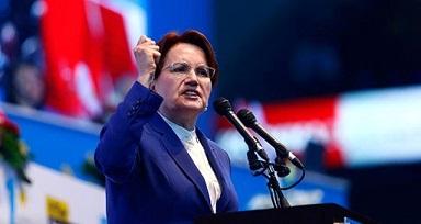 Meral Akşener: İstanbul Sözleşmesi'ni ezdirmeyeceğiz
