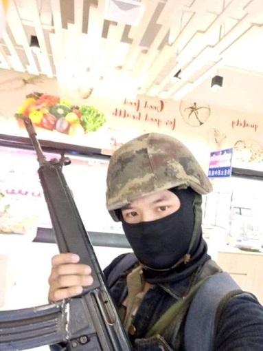 Tayland'da bir asker rastgele ateş ederek 26 kişiyi öldürdü