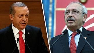 Erdoğan'dan Kılıçdaroğlu'na 500 bin liralık dava