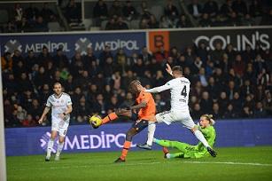 Medipol Başakşehir: 1 - Beşiktaş: 0