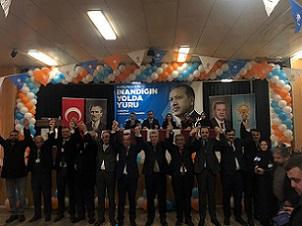 AKP'de 'tek adaylı' ilçe kongreleri start aldı