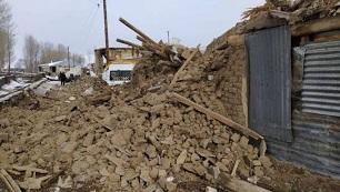 İran'daki deprem Van'ı vurdu! 9 Ölü 37 yaralı
