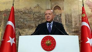 Cumhurbaşkanı Erdoğan: Evlerden çıkmayın!