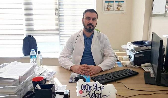 """Çankırı Devlet Hastanesi Başhekimi """"... hizmet etmeye devam edeceğim"""" mesajını sildi!"""