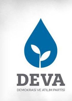 DEVA Partisi'nde görev dağılımı yapıldı