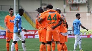 Aytemiz Alanyaspor: 1 - Gaziantep FK: 0
